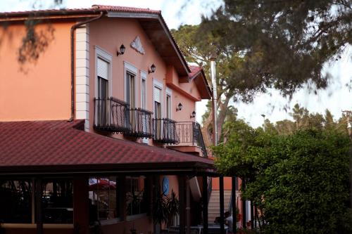 Hotel Pelikan, Lushnjës