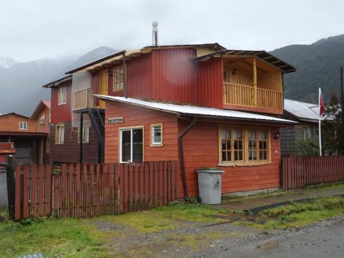 hostal Robinson, Aisén