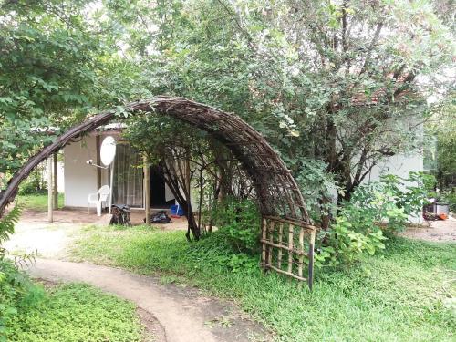Simwanza Houses, Chobe