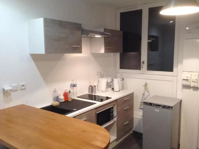 Apartment With one Bedroom in Orléans, With Wifi, Loiret