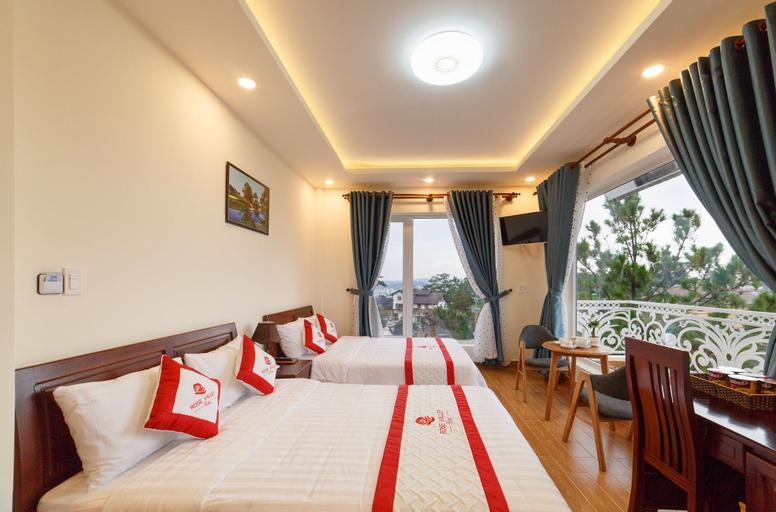 Rose Valley Hotel, Đà Lạt