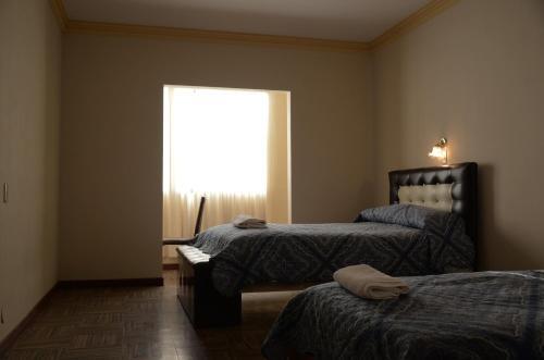 Garden Inn Hostel, Manco Kapac