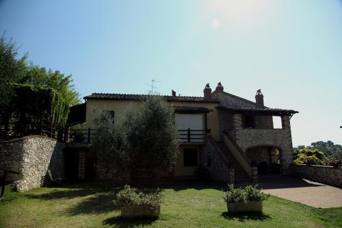 Agriturismo Oliveto di Geltrude Contessa, Terni