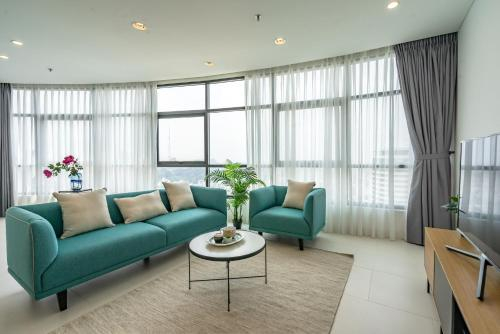 NOMAD HOME - City Garden, Resort Style Apartment, Bình Thạnh