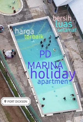 PD MARINA Holiday Apartments,Batu 7, Jalan Pantai, Port Dickson, Port Dickson