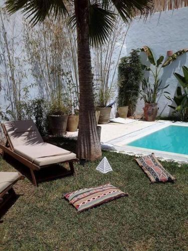 Villa envoutee, Hammamet