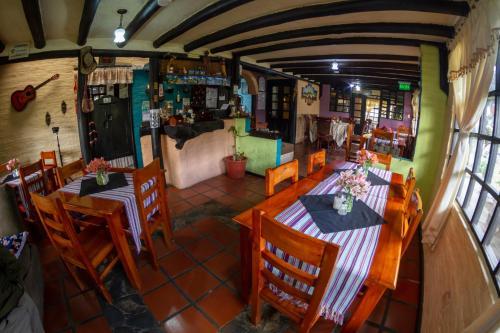 Rondador Cotopaxi, Latacunga