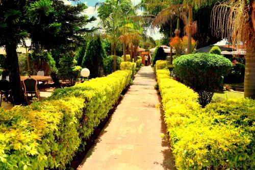 Marriot Hotel Eldoret, Kapseret