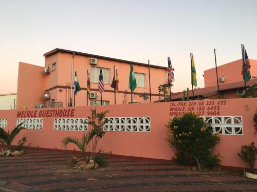 Melrile Guesthouse &Tours, Windhoek West