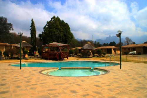 Riverbend Chalets Self Catering and Timeshare Gold Crown Resort, Sisonke