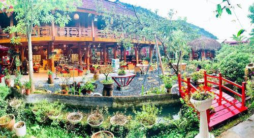 Maison Teahouse Homestay, Vị Xuyên