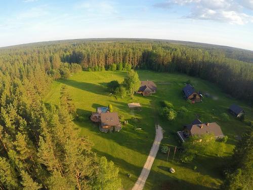 Viesu nams Purgaili, Valka