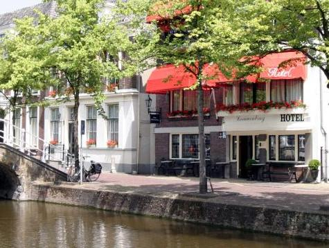 Hotel Leeuwenbrug, Delft