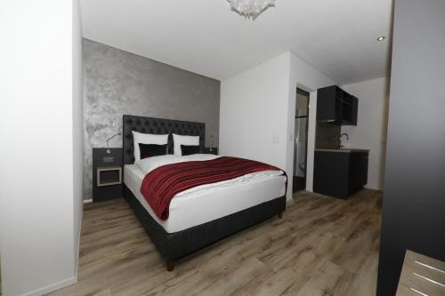 Business Apartments Reichenburg, March