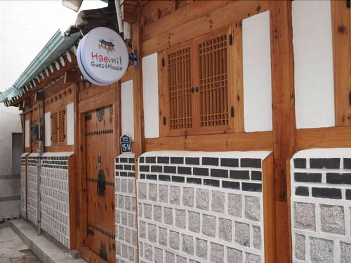 Haemil Hanok Guesthouse, Jung