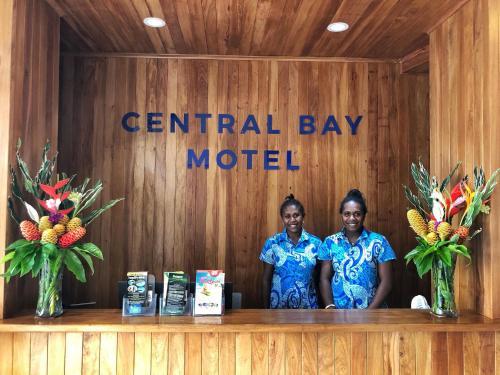 Central Bay Motel, Port Vila