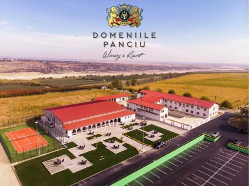 Domeniile Panciu Winery & Resort, Tifesti