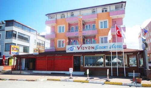 Karasu vizyon resort, Karasu