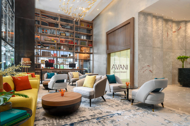Avani Sukhumvit Bangkok Hotel, Prakanong
