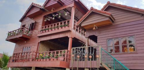 Sunshine Guesthouse Kampot, Kampot