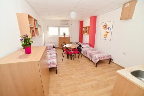 HILJADNIKOV Apartments,