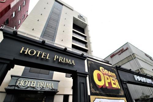 Hotel Prima, Sasang