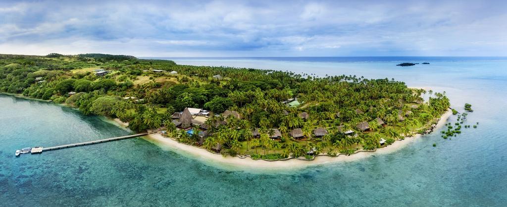 Jean-Michel Cousteau Resort Fiji, Cakaudrove