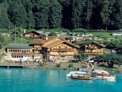Hotel Chalet Du Lac, Interlaken
