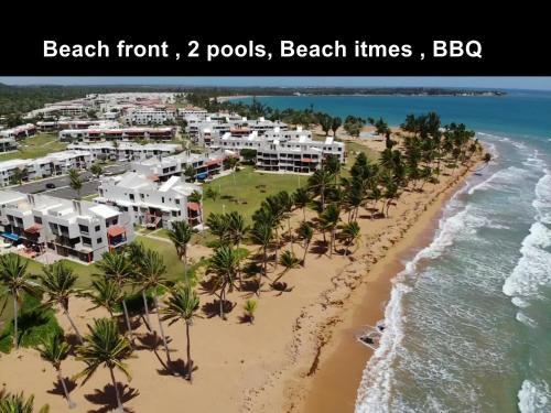 Beach front apartment next to Wyndham hotel, Rio Grande,