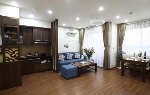 Alhome Serviced Apartment Hanoi, Cầu Giấy