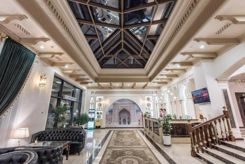 The Royal Mezbon Hotel & SPA, Tashkent City
