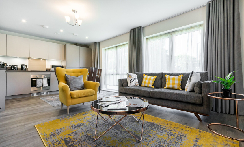 Fortified Luxury Apartment, Medway