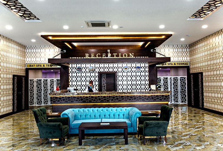 Giran Park Termal Hotel, Çermik