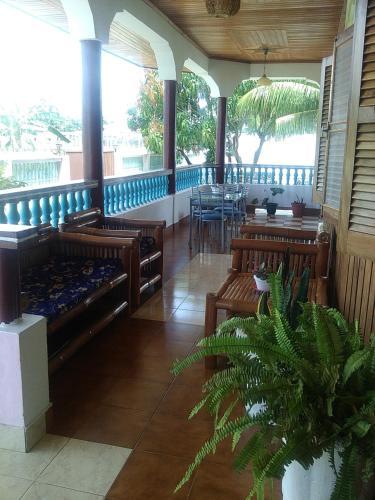 Casa Turistica Bem-Estar, Água Grande