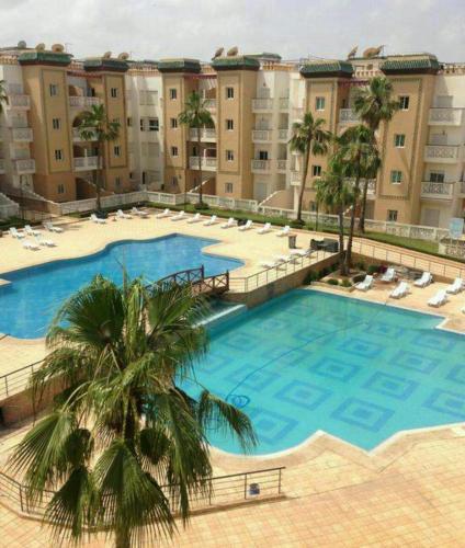 Residence Balneaire Al Kawtar, Ben Slimane