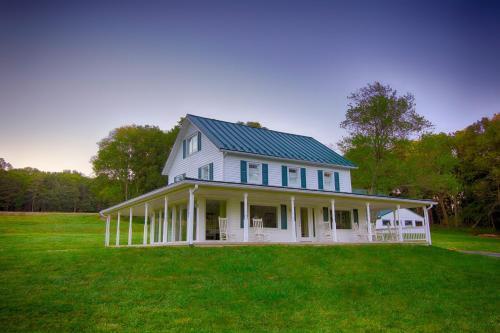 Jefferson House at Caboose Farm, Frederick