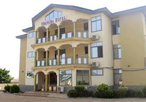 Nbangba Hotel, Techiman