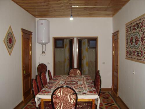 Hayat Nuratau Mountain Guesthouse, Forish