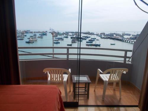 Hotel Marina Del Bay, Paita