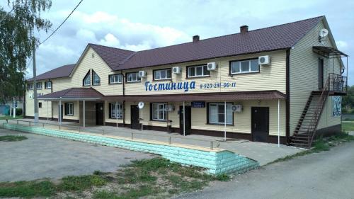 Gostinitsa in s.Krasnoye, Krasninskiy rayon