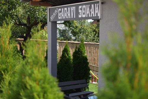 Konak Garavi sokak, Kuršumlija
