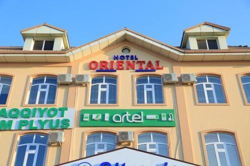 ORIENTAL HOTEL, Andijon