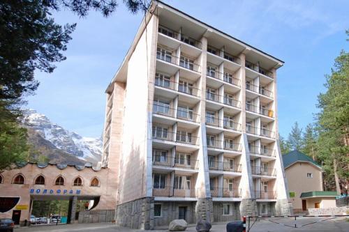 Solnechnaya Gora Hotel, El'brusskiy rayon
