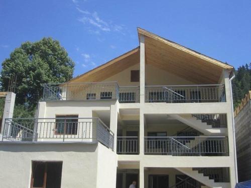 Hotel in Abastumani 'Paliashvili16b', Adigeni