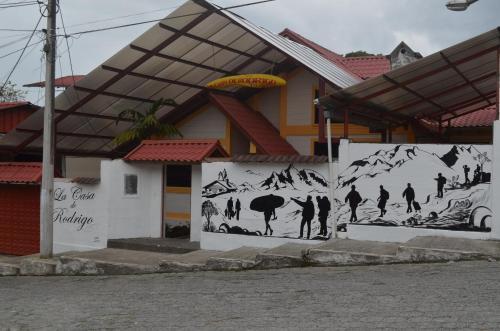 Hostal La Casa De Rodrigo, Quijos