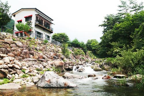 Byulmoori Pension, Danyang