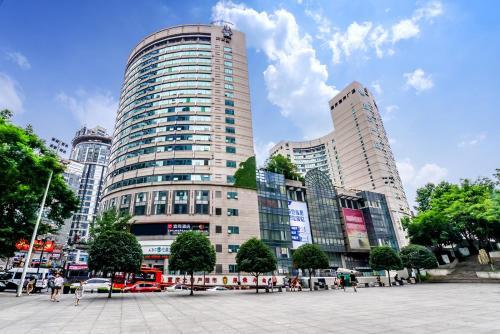 Atour Hotel Hongyadong Riverside Chongqing, Chongqing