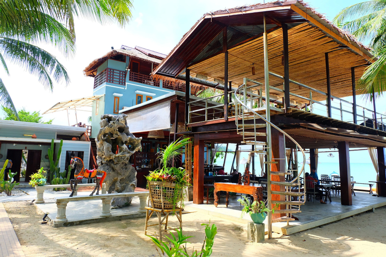 Beach walk Homestay, Tha Sala
