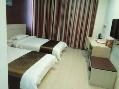 Thank Inn Chain Hotel Shanxi Yuncheng Jiang County Wengong Road, Yuncheng