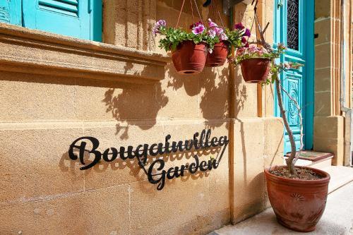 Bougainvillea Garden,
